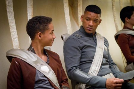 Will Smith played someone named Cipher Raige, which sounds like the name of an angry mid-90s nu-metal band.