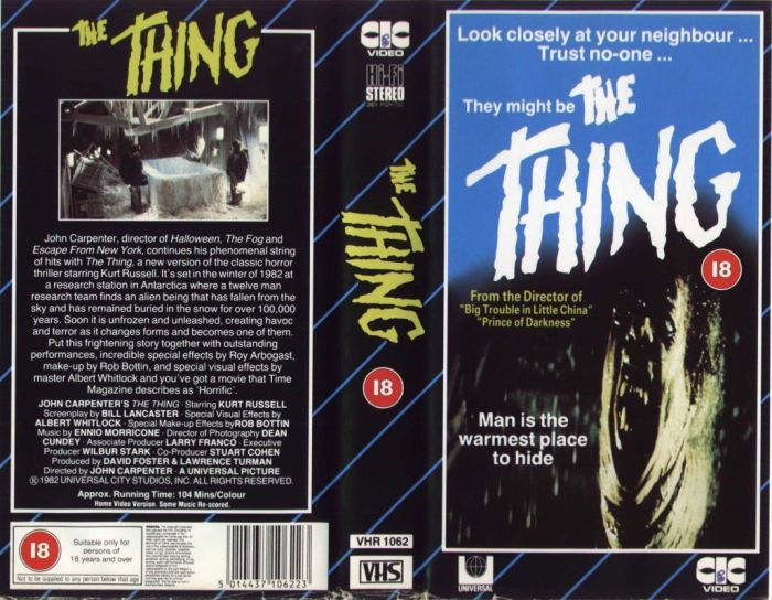 TheThing_VHS