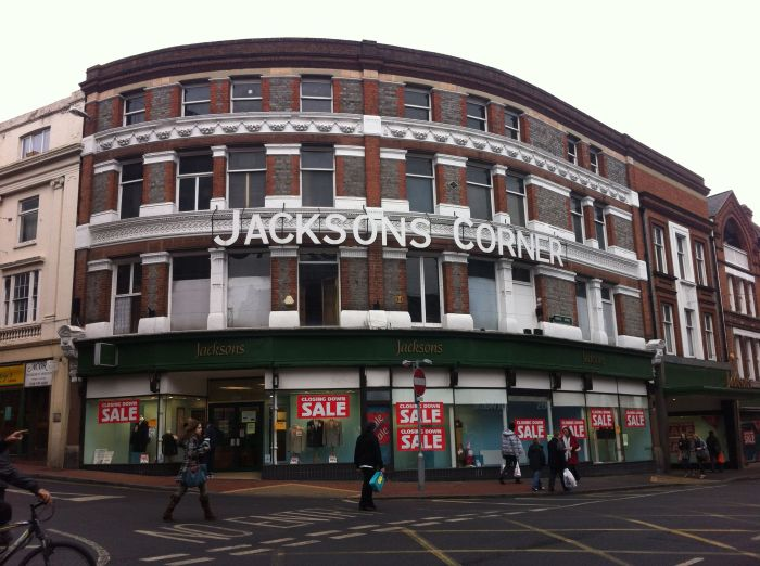 Jacksons_Corner_in_Reading,_December_2013